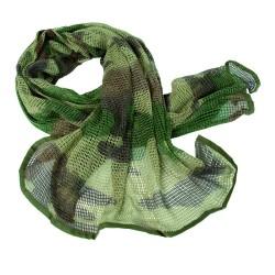 Chèche filet Mil-tec Militaire Camouflage CE 01