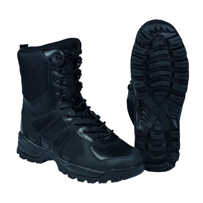 Chaussures Tactique Generation II de Miltec Noir 01