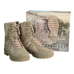 Chaussures Tactique Generation II de Miltec Tan 01