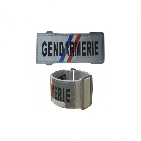 Brassard Elastique Gendarmerie 01