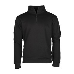 Sweat Zippé Mil-tec Tactique 01