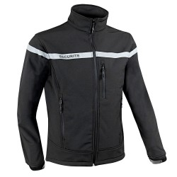 Veste Softshell T.O.E Sécurité Secu-One 01