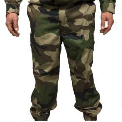Pantalon De Treillis F2 Camouflage CE Occasion 01