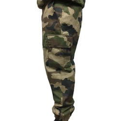 Pantalon De Treillis F2 Camouflage CE Occasion 02