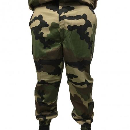 Pantalon De Treillis F2 Camouflage CE 01
