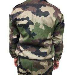 Veste De Treillis F2 Camouflage CE 02