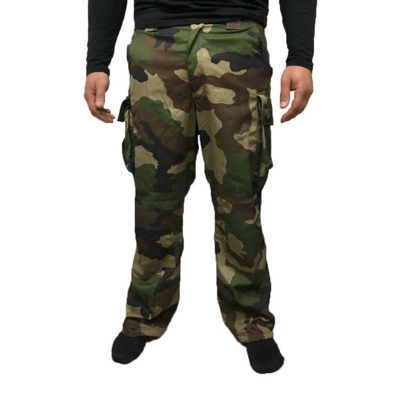 Pantalon Félin T4 Armée Française Climat Chaud 01