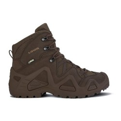 Chaussures Lowa Zephyr Mid Tf Marron 01