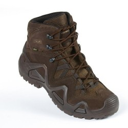 Chaussures Lowa Zephyr Mid Tf Marron 02