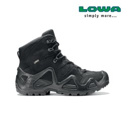 Chaussures Lowa Zephyr Mid Tf Noir 01