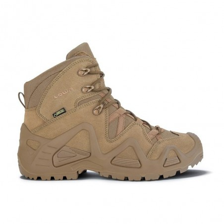 Chaussures Lowa Zephyr Mid Tf Désert 01