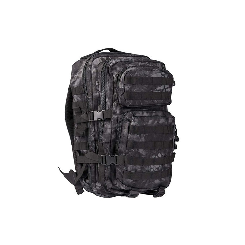 Sac à Dos Mil-tec Assault 20L Mandra Night 01
