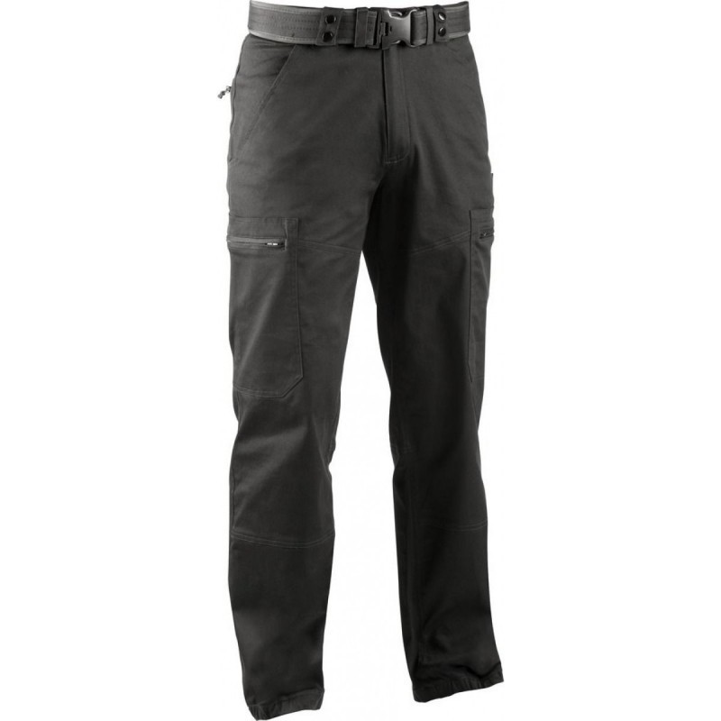 Pantalon T.O.E Swat Antistatique Noir mat 01
