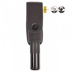 Porte-aérosol anti-agression 300 ml avec poignée Noir/Cam.-2