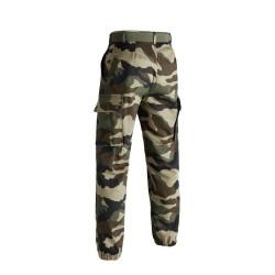 Pantalon F2 De T.O.E Treillis Militaire Cam Ce 02