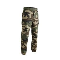 Pantalon F2 De T.O.E Treillis Militaire Cam Ce 01