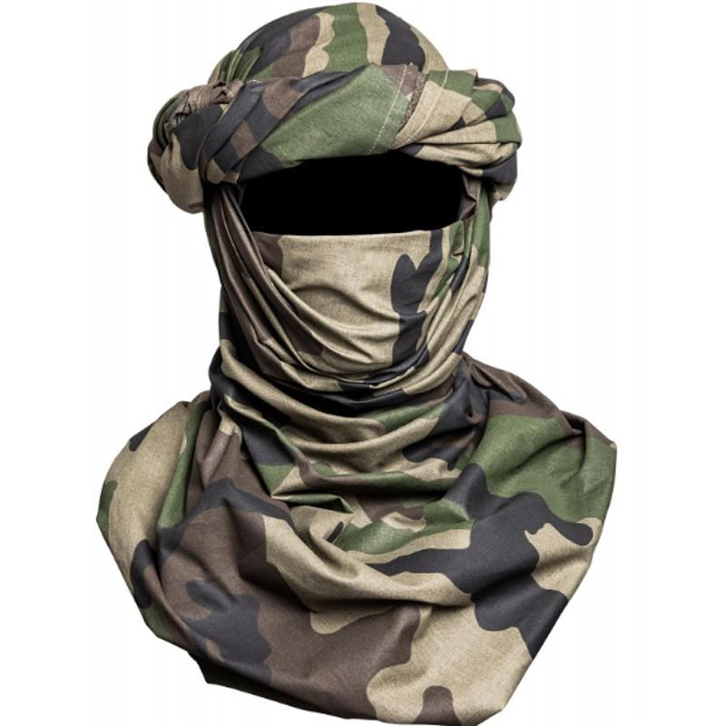 Chèche Touareg T.O.E Camouflage CE 01
