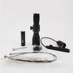Lampe tactique Sofirn C05 Rail Picatinny 1000 lumens 03