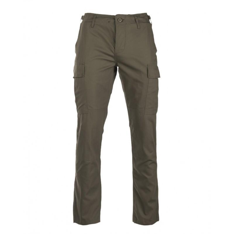 Pantalon tactique miltec Teesar slim fit 01