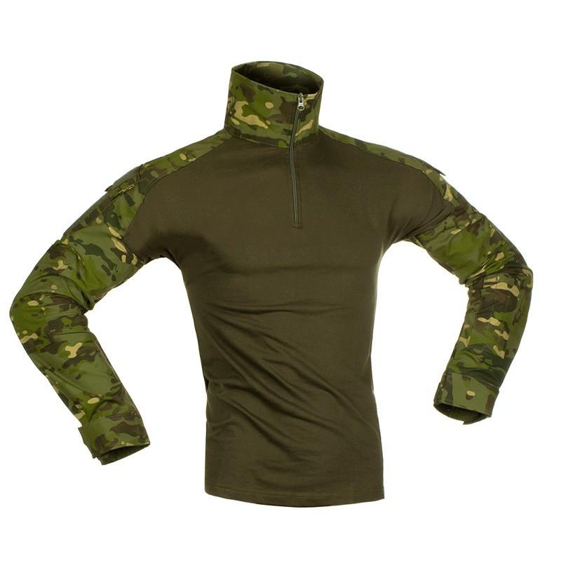 Chemise de Combat UBAS Invader Gear ATP Camouflage Tropic 01