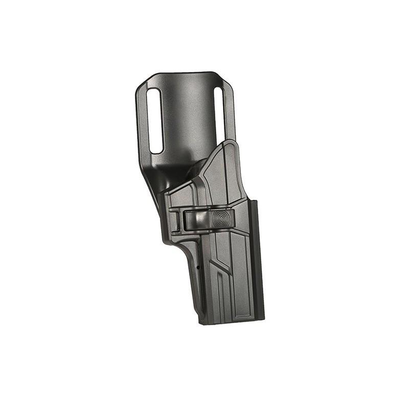 Holster Glock 17 / 22 / 31 Gen 1 à 5 Hanche droitier 360 Rotation 01