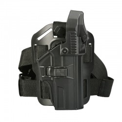 Holster Sig Sauer SP 2022 Cuisse Droitier 360 Rotation 01