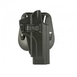 Holster Beretta 92 / Pamas G1 Ceinture Droitier 01