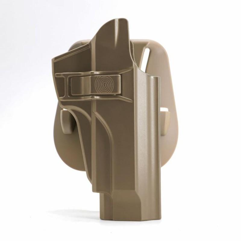 Holster Beretta 92 / Pamas G1 Ceinture Droitier 05