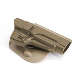 Holster Beretta 92 / Pamas G1 Ceinture Droitier 06