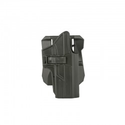 Holster Glock 17 / 22 / 31 Gen 1 à 5 Ceinture Droitier 360 Rotation 01