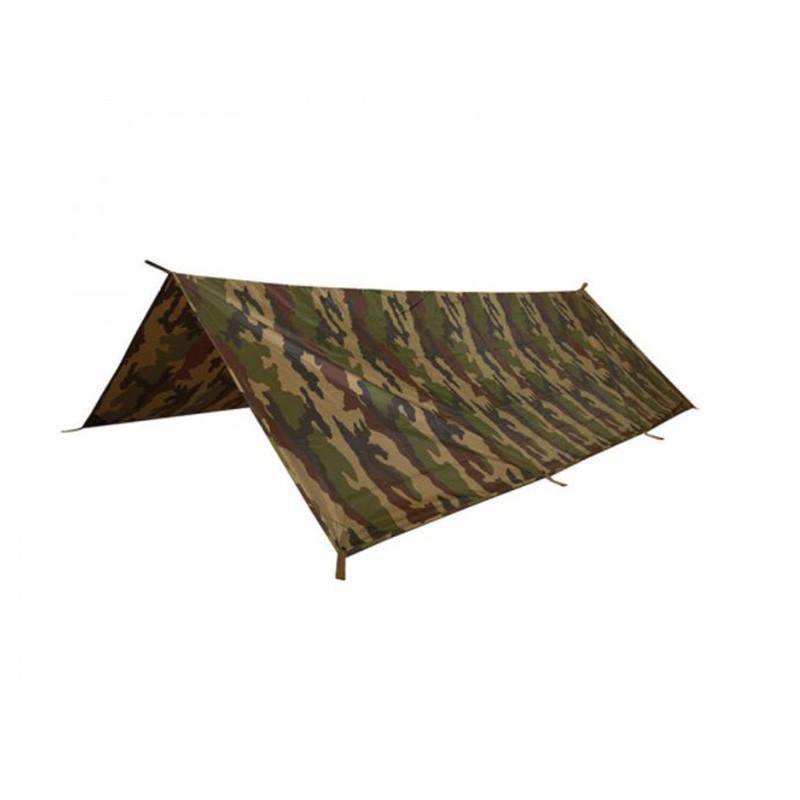 Dernière Génération Bâche Militaire T.O.E 3x3m Camouflage CE 03