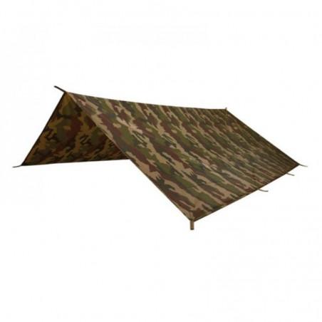 Dernière Génération Bâche Militaire T.O.E 2x3m Camouflage CE 01