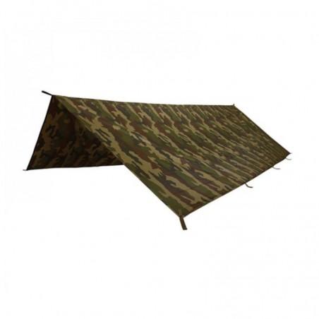 Dernière Génération Bâche Militaire T.O.E 3x4m Camouflage CE 01