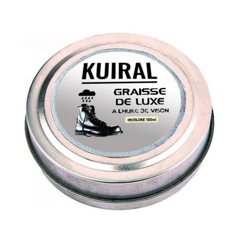 Graisse De Luxe Rangers Kuiral Noir / Incolore 01