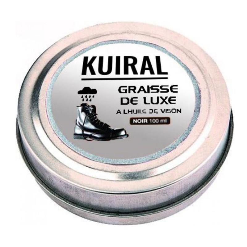 Graisse De Luxe Rangers Kuiral Noir / Incolore 02