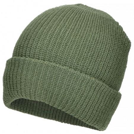 Bonnet Mil-tec Militaire Vert OD 01
