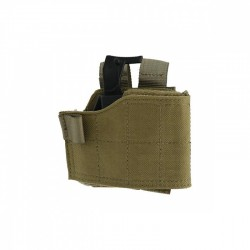 Holster Universel ADN Tactical Droitier Coyote 01