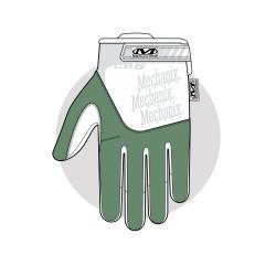 Gants anti-coupure anti-perforation Mechanix Wear Pursuit CR5 04