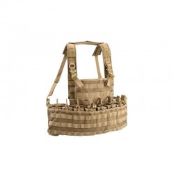 Chest Rig Outac par Defcon 5 Tan 01