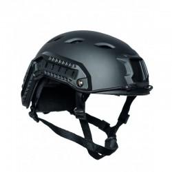 Casque Mil-tec Paratrooper US Fast Noir 01