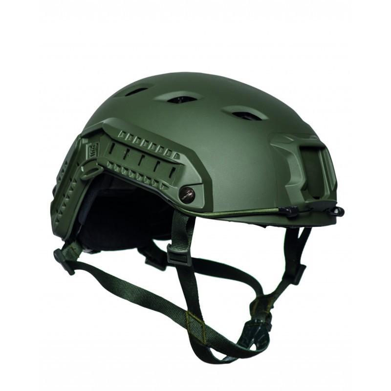 Casque Mil-tec Paratrooper US Fast Vert Od 01