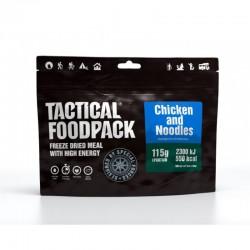 Tactical FoodPack Nouilles et Poulet 01