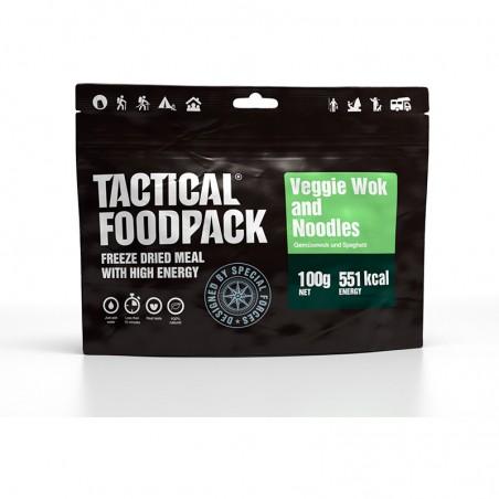 Tactical FoodPack Wok de Nouilles aux Légumes  01