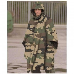 Poncho US Mil-tec Camouflage Centre Europe 01