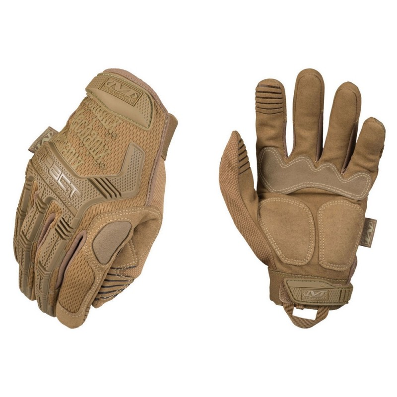 Gants de Mechanix Wear M-Pact Tan 01