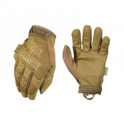 Gants Mechanix Wear Original Tan 01