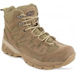 Chaussures de Marche Mil-Tec Squad 5 Tan 01