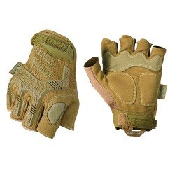Mitaines de Mechanix Wear M-Pact Tan 02