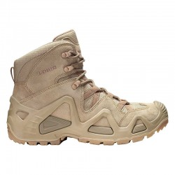 Chaussures Lowa Zephyr Mid Non Goretex Tf Désert 01