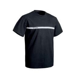 T-shirt Sécurité TOE Secu-One Noir BG 01